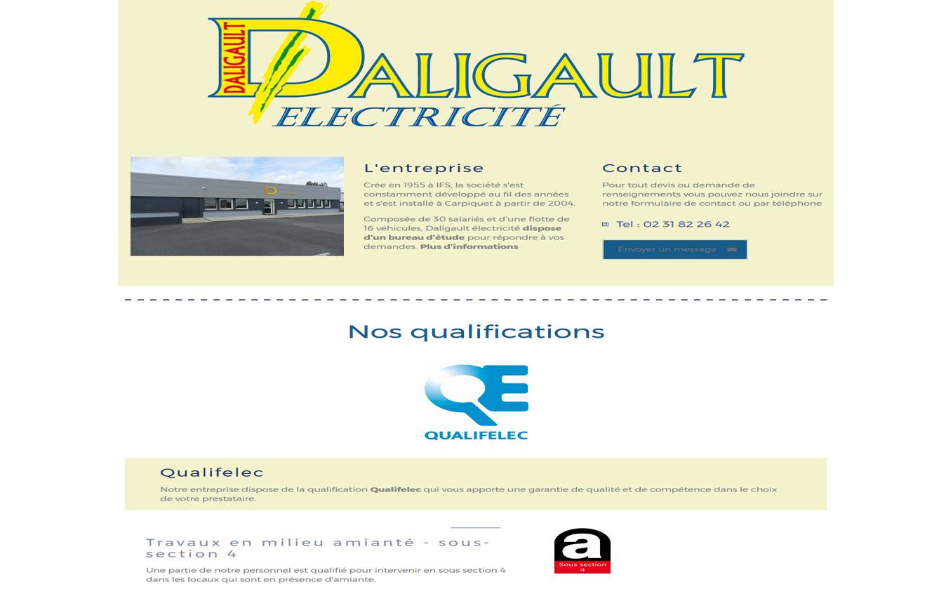 DALIGAULT ELEC 2