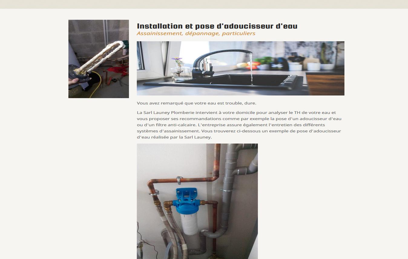 launey plomberie